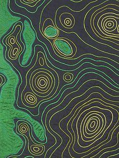 X-Ray Contour Maps