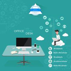 OFFICE MY WORK DESK