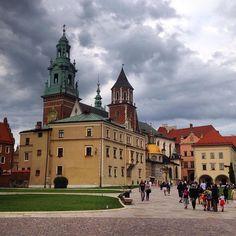 Adrian28Fly — at Kraków Zamek Wawel