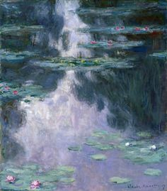Water Lilies by Claude Monet (1907)