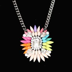 crystal pendant - noble house designs
