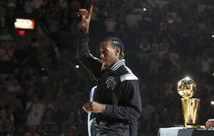 For Kawhi Leonard, the goal is more championships nothing more