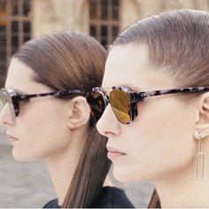 Gafas de Sol DIOR ABSTRACT Havana Mauve  a0a90c1020a