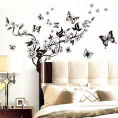 Nursery Décor Honest Bird House Height Chart Scroll Tree Wall Stickers Vinyl Decal Kids Nursery Decor Soft And Light