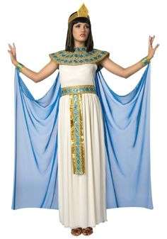 Little Girls Cleopatra Costume | Cleopatra Costume