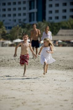 Jumeirah Beach Hotel, Dubai - Family Holidays - Family Holiday