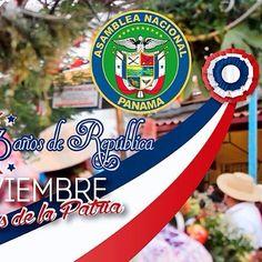 A años 113 de La República de #Panamá