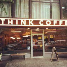 Bueno, pues Stephan el fanático del café sabe de buenos sitios y recomienda este por Little Italy