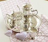Silver Tea Set | Pottery Barn Kids