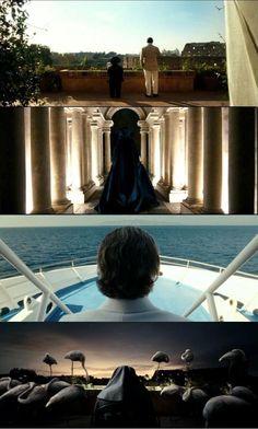 Seen it: moviesinframes:  La grande bellezza(The Great Beauty), 2013 (dir. Paolo Sorrentino) By batchiara