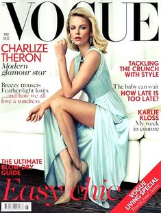 Style icons of our time 29: Charlize Theron Charlize Theron: Naver blog