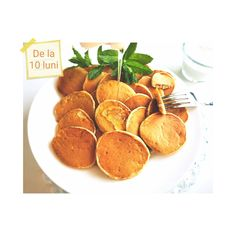 🥞 Mini pancakes cu semințe de chia 🥞🤤🤤🤤Cine vrea sa le încerce?🥞🥞🥞 . . . . #retetesanatoase #reteteculinare #retetesimple #mancare #mancaresanatoasa #mancarebuna #copii #copiifericiti #copiifrumosi #pentrucopii #bebelusi #mamici #mama #viatademamica #stildeviatasanatos #baietel #fetita #mamica #mamamoderna #retetemamamoderna #românia Baby Food Recipes, Instagram, Recipes For Babies, Food Food, Recipes For Baby Food