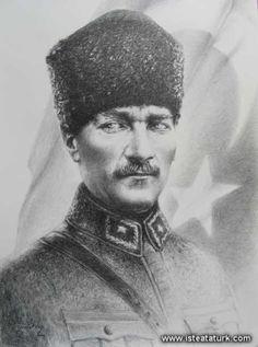 Atatürk karakalem çizim Super Sport Cars, Image Categories, Profile View, Bmth, Wow Art, Woodland Party, Technical Drawing, Art Sketches, Winter Hats