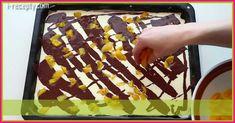 Tvarohový koláč s ovocem
