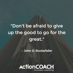 Don't let fear keep you from reaching new heights. Consulting Firms, Business Coaching, Business Inspiration, Action, Inspired, Quotes, Life, Quotations, Group Action