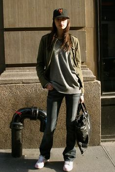 On The Street…..Crosby Street, New York « The Sartorialist
