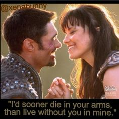Xena and Ares  :X:x:X
