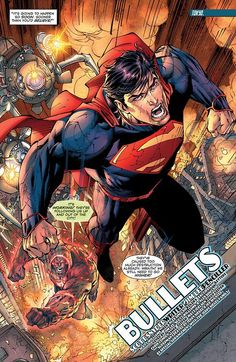 (Superman Unchained #4) - Jim Lee