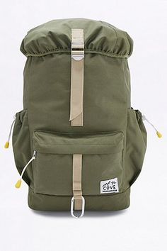 Cove - Sac à dos vert olive Canyon - Urban Outfitters