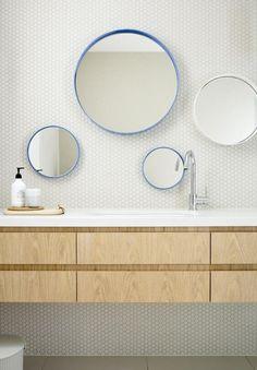 It's time to update the bathroom- The Eye Spy Milk Bar blog