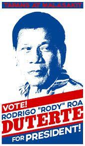 Image Result For Duterte Logo Rodrigo Duterte Historical Figures Logos