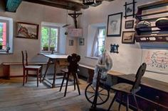 Gerhard Trumler Austria, Dining Table, Furniture, Home Decor, House, Decoration Home, Room Decor, Dinner Table, Home Furnishings