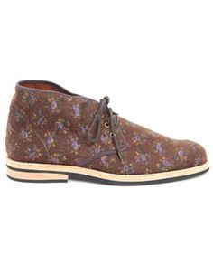 Rachel Comey Floral Print Desert Boot. These are Mens shoes. Darnit. $380.00