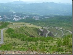 Best motorcycle roads in Japan (top ten)