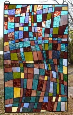 stained glass by Patosita