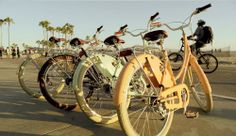 I want to ride my bicycle...I want to ride my bike !
