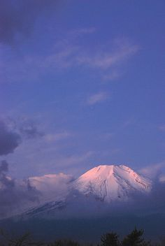Good Morning Mt.Fuji by Otaka* on Flickr.