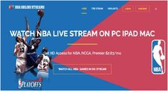 Live NBA Screening Anywhere in the World With Your Mobile