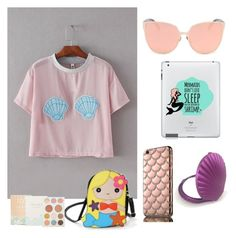 """""""Mermaid Summer"""" by sincerelysweetboutique ❤ liked on Polyvore featuring Pacifica"""