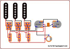 wiring diagram 2 humbuckers volume tone 3 way switch images guitar wiring blog diagrams and tips the brian s guitar wiring