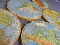 to go with my map (and travel) obsession