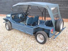 1965 MINI MOKE MANUAL [restoed | eBay