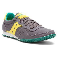 Saucony Bullet Vegan found at Seasons Activities, Saucony Shoes, Grey Yellow, Work Casual, Sale Items, Shoes Online, Bullet, Kicks, Footwear