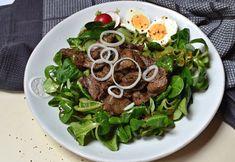 Whole 30, Cobb Salad, Ramen, Low Carb, Vinaigrette, Weight Loss, Ethnic Recipes, Food, Whole30