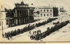 Fotos Del Puerto De Veracruz | ... dos fotos antiguas de la intervencion americana al puerto de veracruz