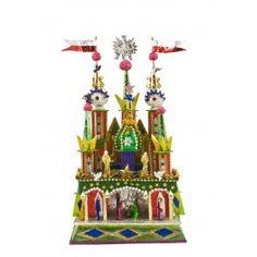 Cracovian nativity - Dom Sztuki Ludowej - PolArt