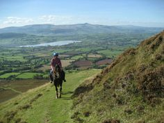 Horseback riding in Wales... one day we'll do it. Riding Holiday, Visit Wales, Brecon Beacons, Horseback Riding, Horse Riding, Pretty Pictures, Beautiful Landscapes, Trekking, Countryside