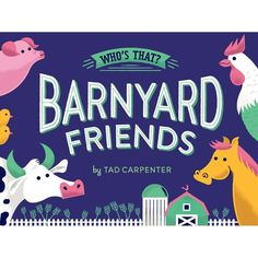 It's a barnyard bash