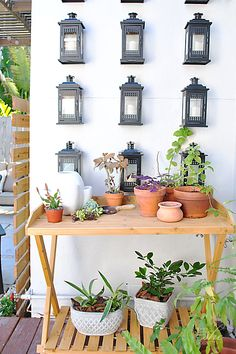 Warmer days call for outdoor enjoyment. Now that the weather is so nice outside, it's time to start updating the patio with new accessories.