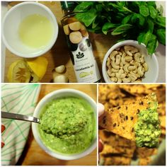 Basil Pesto   I   Julia and Libby Blog