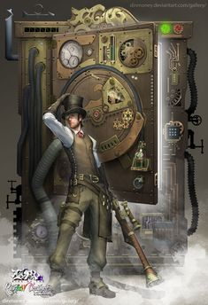 """RotRC - Time Explorer"" by Geoff Trebs (dinmoney) 