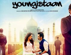 One of the posters of Youngistaan
