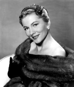 Joan Fontaine (sister of Olivia de Havilland)