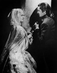 Marie Antoinette (1938) - Norma Shearer and Tyrone Power