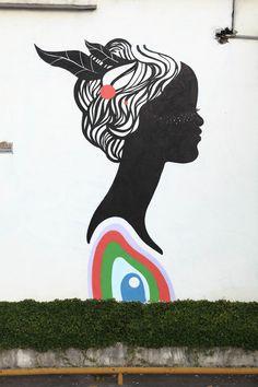 By street artist Speto in São Paulo.