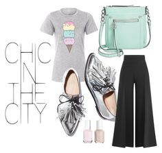 A fashion look from September 2016 featuring pusheen shirt, wide leg pants and crossbody purse. Browse and shop related looks. Loeffler Randall, Pusheen, Essie, Tommy Hilfiger, Comfy, Chic, Polyvore, Stuff To Buy, Shopping